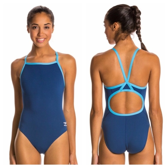 1bb0166947 Speedo one piece swimsuit - endurance flyback